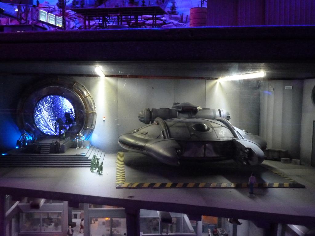 Area 51 im Miniaturwunderland