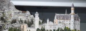 Schloss Neuschwanstein im Miniaturwunderland