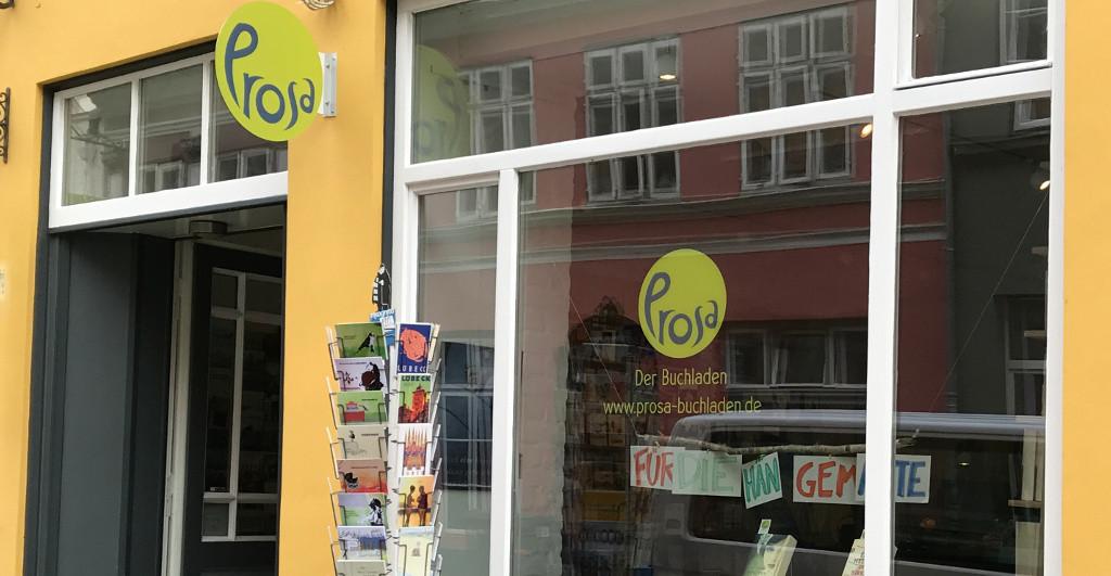 Prosa der Buchladen in Lübeck