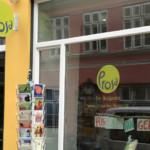 Prosa – der Buchladen in Lübeck