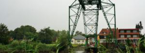 Oste-Radweg, Hechthausen-Cadenberge