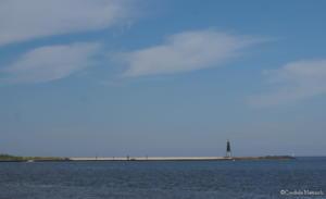 Kugelbake in Cuxhaven