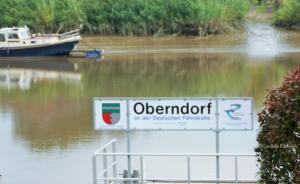 Anleger in Oberndorf an der Oste
