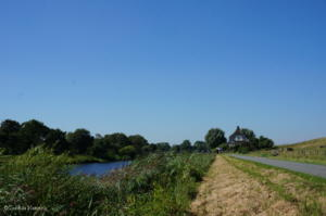 Kanal vor Otterndorf