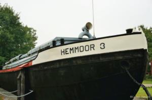 Schute Hemmoor 3 im Deutschen Zementmuseum