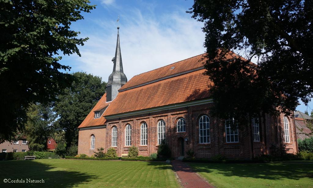 Emmaus-Kirche in Neuhaus an der Oste