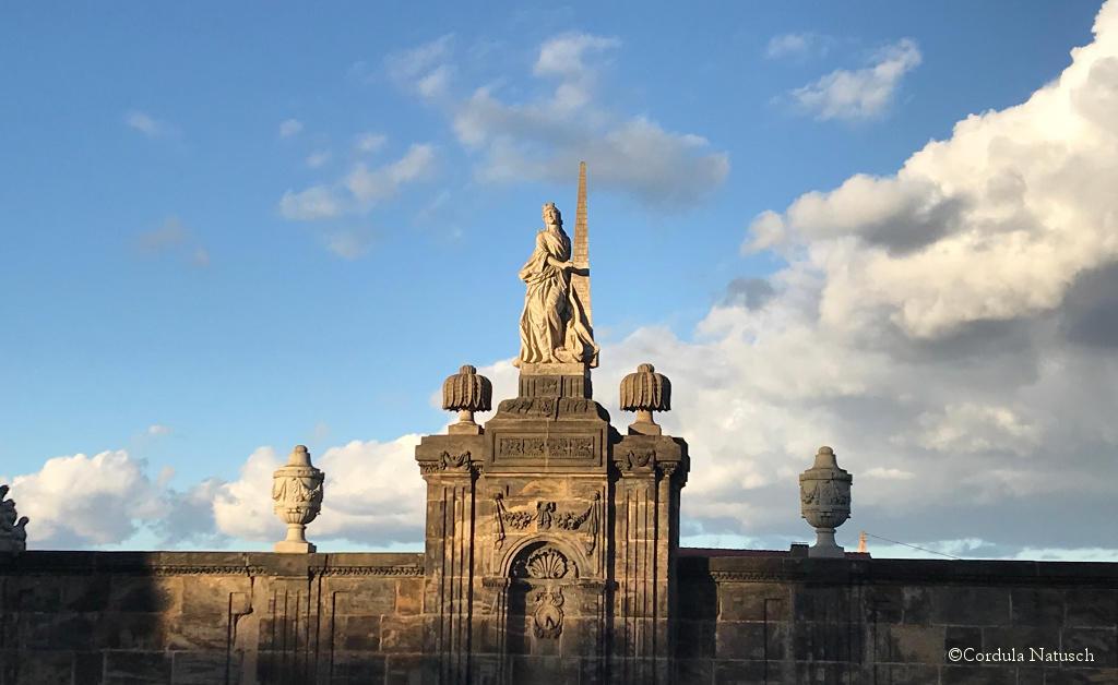 Bamberg, Domplatz