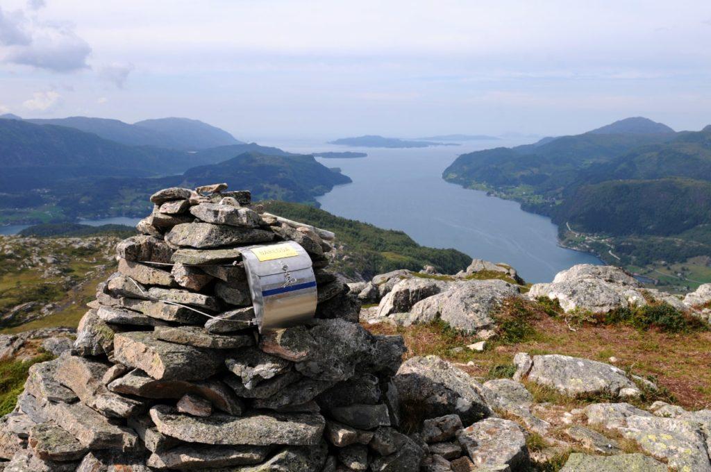 Aussicht Norwegen