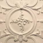 Allerschönster Stuck: Palais Salfeldt in Quedlinburg
