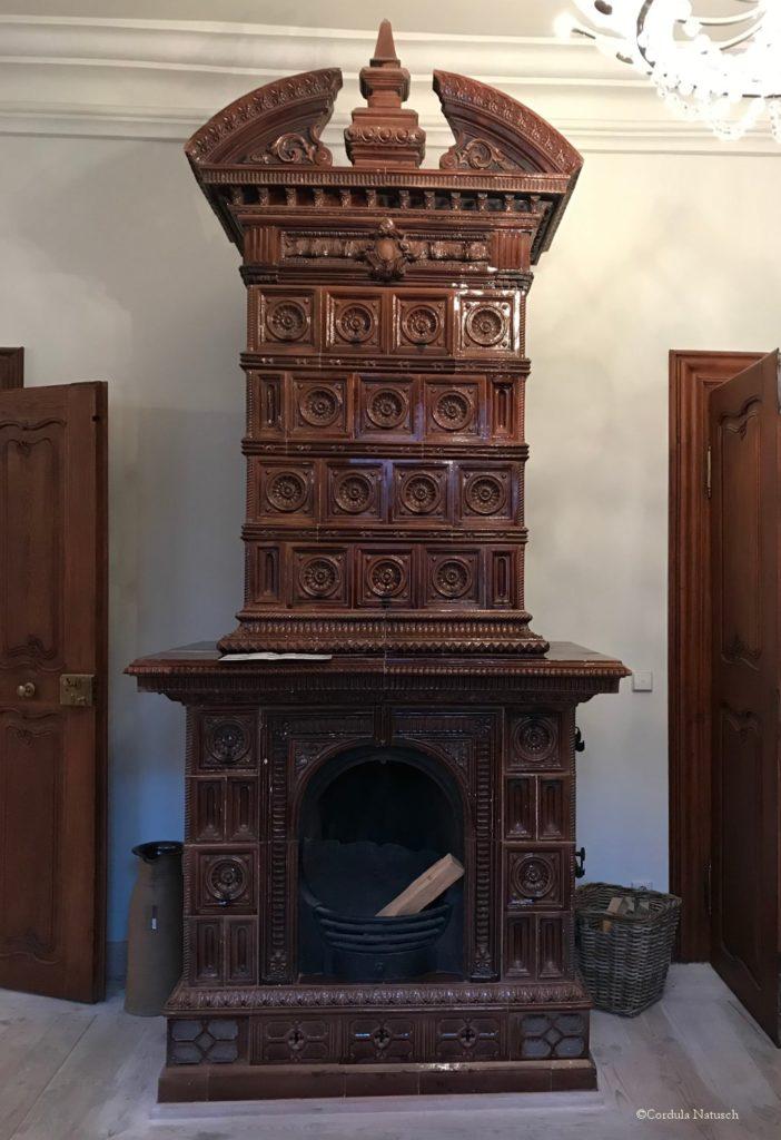Kamin, Palais Salfeldt, Quedlinburg