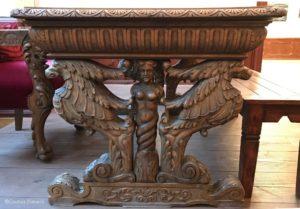 Tisch, Palais Salfeldt, Quedlinburg
